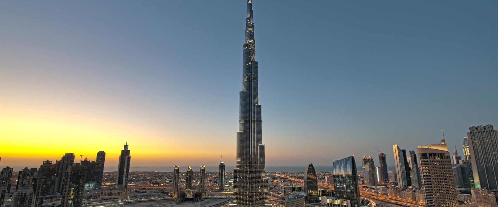 Burj Khalifa - BESIX