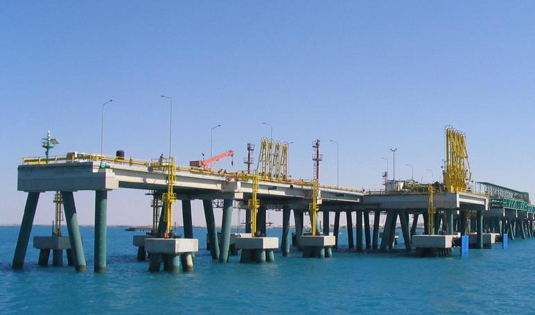 LNG Terminal WAFA - BESIX