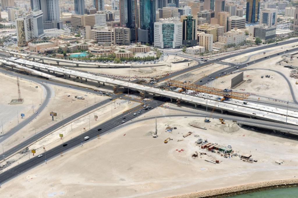 Manama North Causeway Bridge - BESIX