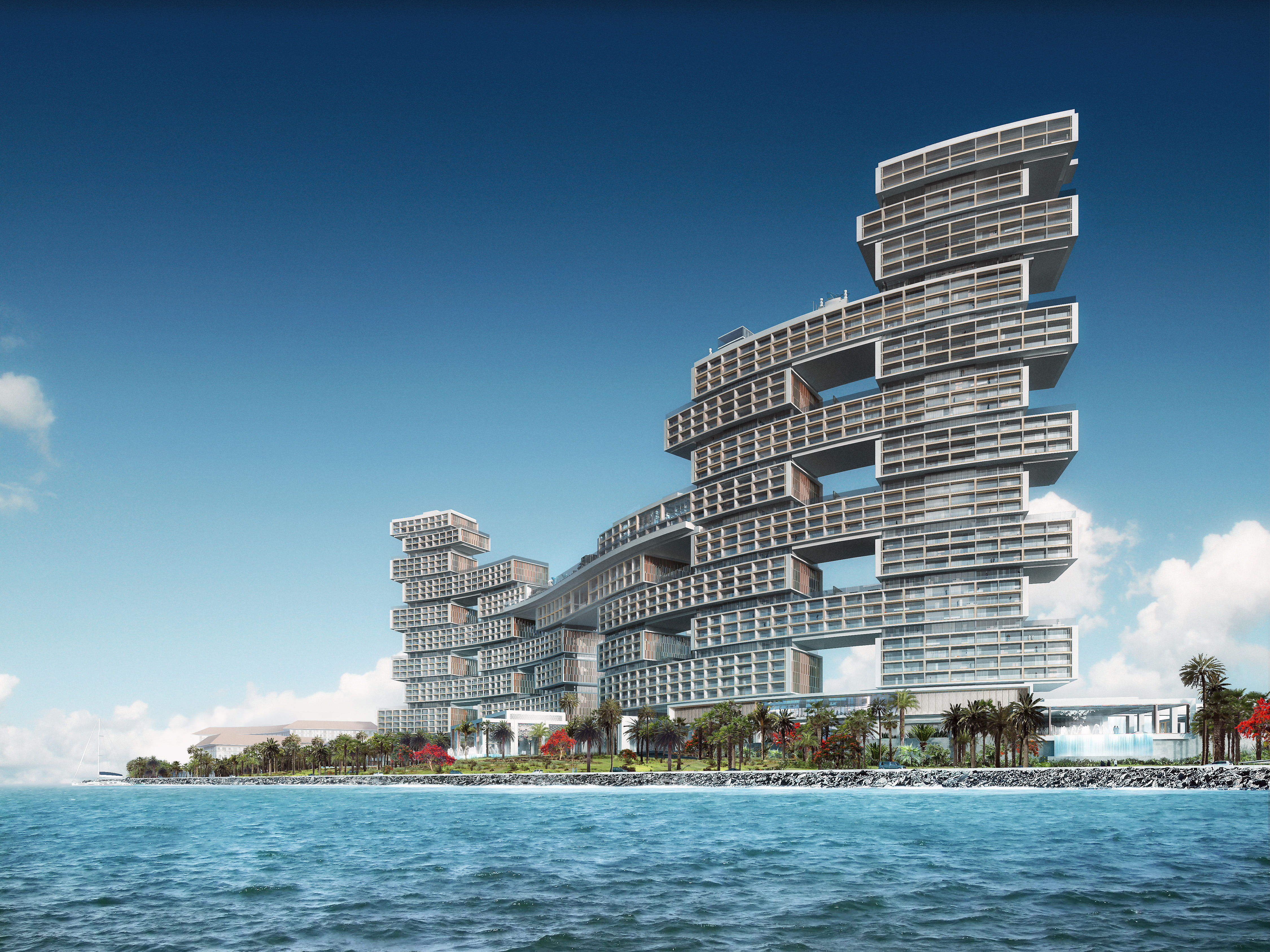 The Royal Atlantis Resort & Residences - BESIX
